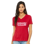 Sugerman's Women's V-Neck T-Shirt