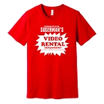 Sugerman's Video Rentals Super-Soft T-Shirt