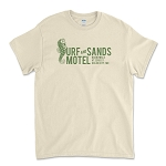 Surf And Sands Motel Classic T-Shirt