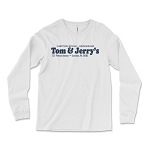 Tom & Jerry's Restaurant Long Sleeve T-Shirt