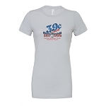 Top Dog 39 Cent Women's Crew Neck T-Shirt