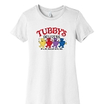 Tubby's Carry Out & Delivery Women's Crew Neck T-Shirt