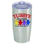 Tubby's Carry Out & Delivery Insulated Tumbler