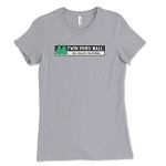 Twin Pines Mall Women's Crew Neck T-Shirt