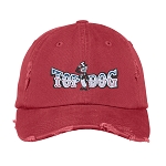 Top Dog Distressed Cap
