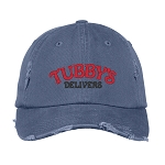 Tubby's Carry Out & Delivery Distressed Cap