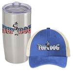 Top Dog Snapback Trucker Hat & Insulated Tumbler Combo