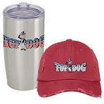 Top Dog Distressed Cap & Classic Insulated Tumbler Combo
