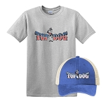 Top Dog Snapback Trucker Hat & Classic T-Shirt Combo
