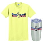 Top Dog Insulated Tumbler & Classic T-Shirt Combo