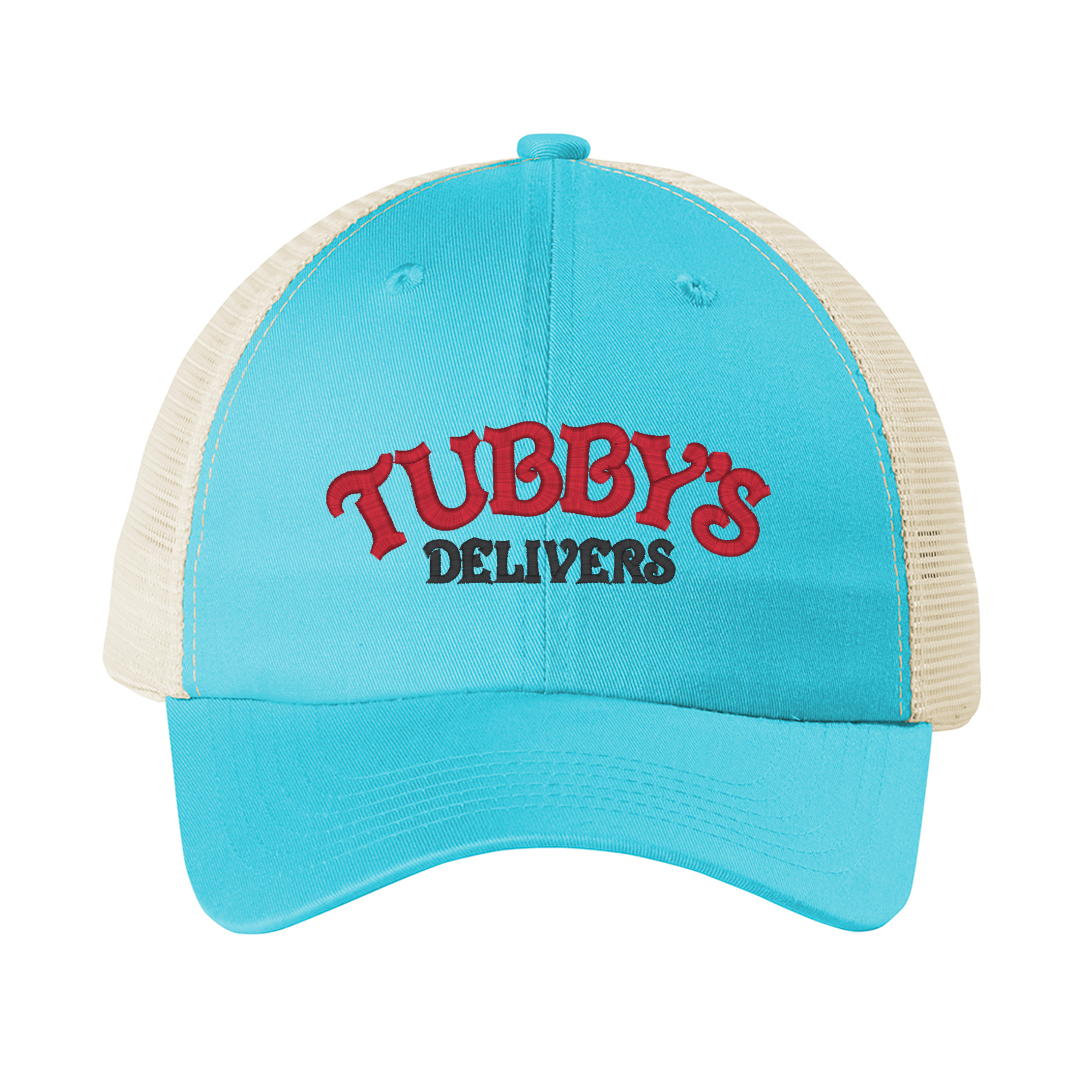 Tubby S Carryout Delivery Snapback Trucker Hat Ocean City Maryland Ocmd Throwback Hats At Findashirt Com