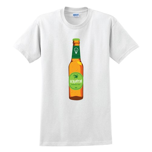 Scranton Parade Day - Bottle Classic T-Shirt