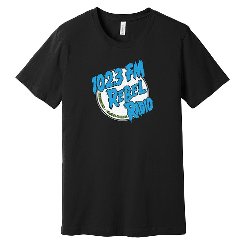 102.3 Rebel Radio Super-Soft T-Shirt