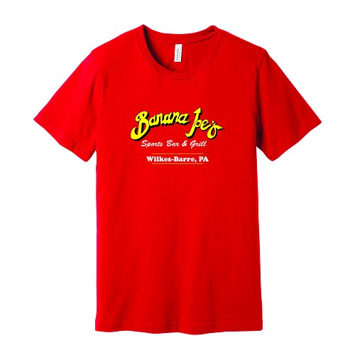 Banana Joe's Sports Bar & Grill Super-Soft T-Shirt