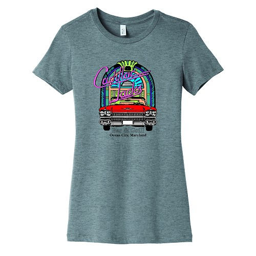 Cadillac Jack's Women's Crew Neck T-Shirt