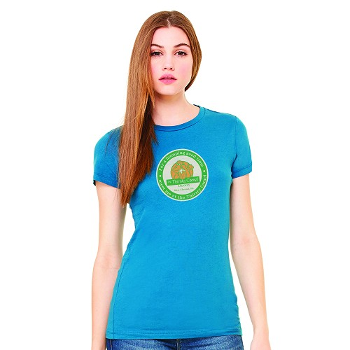 The Thirsty Camel Women's Crew Neck T-Shirt