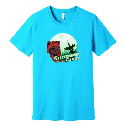 Endor Summer Camp Super-Soft T-Shirt