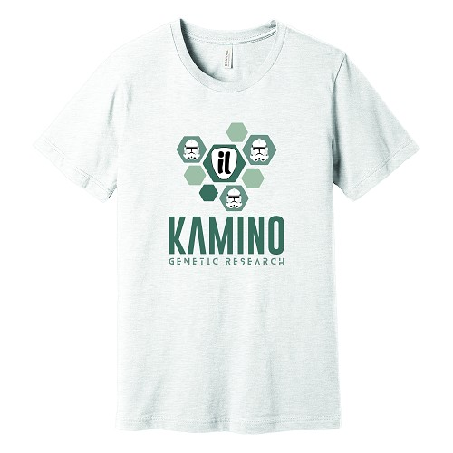 Kamino Genetic Research Super-Soft T-Shirt