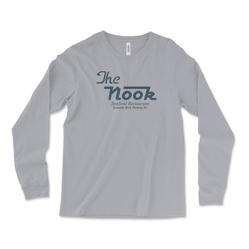 The Nook Seafood Restaurant Long Sleeve T-Shirt