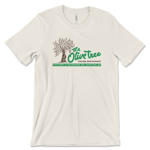 The Olive Tree Italian Restaurant Super-Soft T-Shirt
