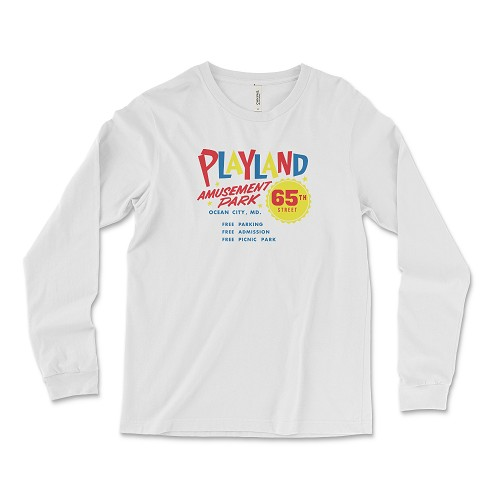 Ocean Playland Long Sleeve T-Shirt