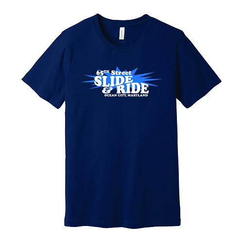 65th Street Slide & Ride Super-Soft T-Shirt