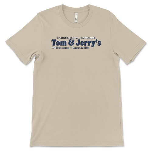 Tom & Jerry's Restaurant Super-Soft T-Shirt
