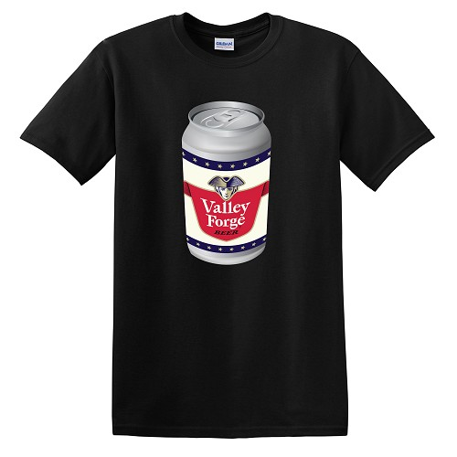 Valley Forge Beer Can Classic T-Shirt