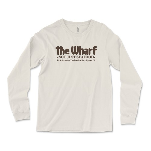 The Wharf Restaurant Long Sleeve T-Shirt