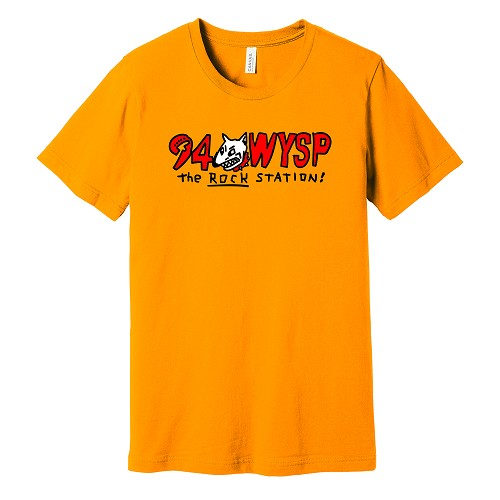 94 WYSP Super-Soft T-Shirt